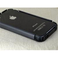 Iphone 4s case,PET touch screen protector case for iphone/samsung,PET+TPU+PC,anti-radiatio