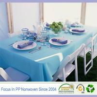Wholesale PP fabric print tablecloth from china suppliers