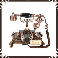 Wholesale Chinese crafts, antique telephones, landline phone, telephone TL0206G from china suppliers