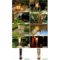 China Solar Tiki Torch Light on sale