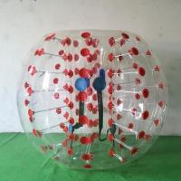 Wholesale Inflatable Bubble Soccer Ball Inflatable Sports Games Human Hamster Ball from china suppliers