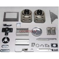 Wholesale Stainless Steel Sheet Metal Stamping Parts , Metal Stamping Plates Parts from china suppliers