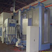 Wholesale Semi Automatic Powder Coating Line Powder Coating System from china suppliers