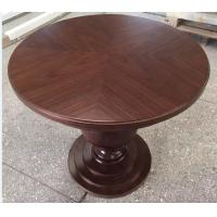 Wholesale wooden Dining table /activity table for hotel furniture/casegoods DN-0018 from china suppliers