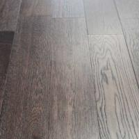 Quality white oak engineered wood flooring, jasper color stain, popular color stain in North America for sale