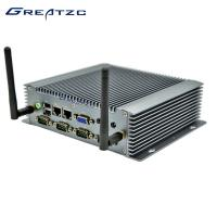 Wholesale Embedded Mini PC Computer I3 3217U Processor 6 COM Mini Industrial PC from china suppliers