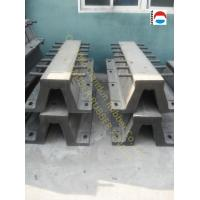 Wholesale Black Molded Marine Dock Fenders , Ladder Rubber Dock Fender from china suppliers
