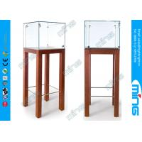Wholesale Retail Shop Glass Display Showcases / Pedestal Glass Display Counter from china suppliers