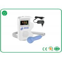 Wholesale Portable Fetal Doppler Machine LCD Display For Pregnant Alkalinity Battery from china suppliers