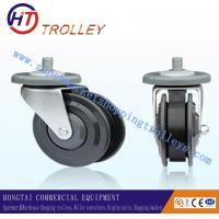 Wholesale Three Sides Universal Elevator Casters Shopping Trolley Spare Parts from china suppliers