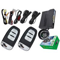Quality Car Alarm Kit Vehicle Alarm System Long Distance Remote Start Stop Engine Feature for sale