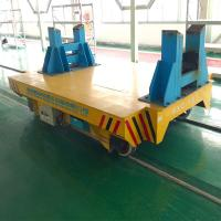 Buy cheap electric equipment coil transfer car applied in industrial plant from wholesalers