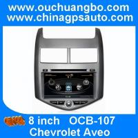 Wholesale Ouchuangbo Chevrolet Aveo S100 Radio GPS DVD Navi Multimedia 1G CPU 1080P BT swc CANBUS SD from china suppliers