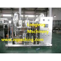 Wholesale Monoblock 3 in 1 fizzy drink Rinsing Filling Capping machinery /Line/Equipment from china suppliers
