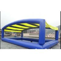Wholesale Oxford Cloth Durable Inflatable Swimming Pool Above Ground CE Certified from china suppliers
