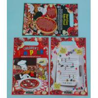 Wholesale OEM Imprinted Plastic Retail Bags For Board Game , Puzzle Book from china suppliers