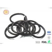 Quality Black Fuel Resistance NBR Nitrile O Ring For Fuel Spray Nozzle for sale