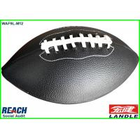 Wholesale Nontoxic Hand Machine Official Rugby Ball Size 1 , Mini Footballs With Logos from china suppliers