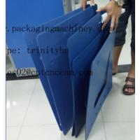 Wholesale Agriculture green house panels Coroplast PVC corrugated cutter from china suppliers