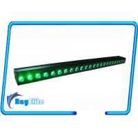Wholesale DMX512 / Single color contol RGB Linear 240W LED Wall Washer Bar Light from china suppliers