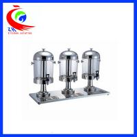 Wholesale Coffee juice dispenser Buffet Restaurant Equipment Stainless steel for cold juice from china suppliers