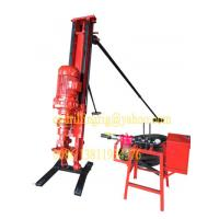 Wholesale Portable Pneumatic DTH Drilling Rig for Quarry Mining Construction Drilling from china suppliers