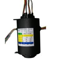 Buy cheap Compact 54 Circuit Big Bore Slip Ring Commutator For Offshore Cranes , Stable Performance from wholesalers