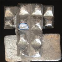 Wholesale Ingot Shape High Purity Aluminium Master Alloy AlTi AlCu AlV AlSr AlZr from china suppliers