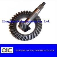 Wholesale Mazda Crown Wheel and Pinion , OEM type 4009-27110 , 88-97320-103-0 , 97083-126-0 , Y009-27-110 from china suppliers