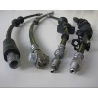 Wholesale ID 3.2MM and OD 10.5MM dot OEM approved SAE J1401 FMVSS106 standard rubber brake hose from china suppliers