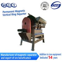 Wholesale Permanent Metal Inline Magnetic Particle Separator Magnetic Iron Separator Save Energy from china suppliers