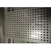 Perforated Aluminum Metal Sheet Punching Hole Mesh For Screen