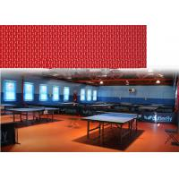 Wholesale PVC Vinyl Ping Pong Mat Roll Moisture Proof Fiberglass Layer 15m Length from china suppliers