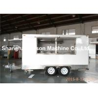 Wholesale Multifunction Mobile Kitchen Concession Trailer Glass Reenforced Panel from china suppliers
