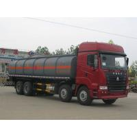 Wholesale SINOTRUK 8*4 16CBM chemical liquid truck from china suppliers