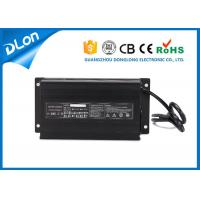 Wholesale smart automatic lead acid electric car battery charger 24v 25a with CE & ROHS certification from china suppliers