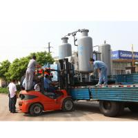 Wholesale Hydrogenation Deoxide Nitrogen Purification System With Atlas Copco Air Compressor from china suppliers