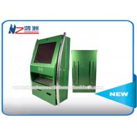 Wholesale Wall Mount Self Help Top Up Kiosk With Barcode Scanner / DIP Bank Card Reader from china suppliers