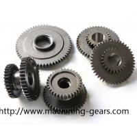 Wholesale Customized Double Diameter Standard Spur Gear Wheels Powder Coating from china suppliers