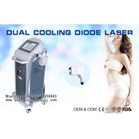 Wholesale Triple Wavelenghts Diode Laser Hair Removal Machine / Alexandrite 755nm Diode Laser from china suppliers