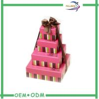Wholesale Cookies Square Wedding Chocolate Gift Boxes Packaging Recyclable from china suppliers