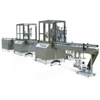 Wholesale Fully Automatic Aerosol Filling Line machine, liquid filling machine , full automatic filling machine from china suppliers
