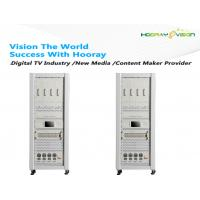 Wholesale 600W / 800W Indoor UHF Terrestrial Digital TV Transmitter Broadband from china suppliers