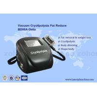 Wholesale Portable cryolipolysis fat freeze home cryolipolysis liposuction machine from china suppliers