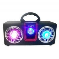 Wholesale LED Flash Color Portable Music Player Card-Read Speaker #UK-R28 from china suppliers