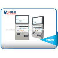 Wholesale Stand Alone Wall Mount Self Service Banking Kiosk Dual Screen Led Or LCD from china suppliers