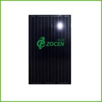 Wholesale Laminated 215W Battery Absolute Black Solar PV Panels / Module from china suppliers