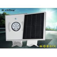Wholesale Solar powered street lamp 8-10M Space 2-3M Mounting Height -30℃ ~ 60℃ Working Temperature from china suppliers