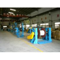 Wholesale chemical foaming cable wire extrusion production line from china suppliers