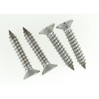 Wholesale Polishing Stainless Steel Cross Recessed Pan Head Screw Tapping Sharp Point 6 X 35mm from china suppliers